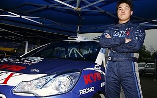 新井大輝、DS3 R3でのモントレー挑戦は「いかにコントロールするかが鍵」