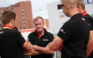 WRCフィンランド:トミ・マキネン「ふたりともいい経験を積んだ」