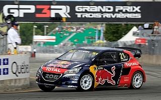 世界RX GP3R:ペターが選手権リードを奪還、ハンセンが今季初優勝