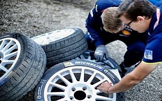 ミシュラン、ウエット舗装用の第2世代タイヤをWRCドイツから投入
