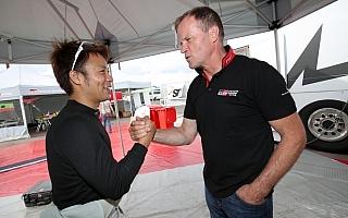 WRCフィンランド:勝田貴元「学べば学ぶほど難しい世界」