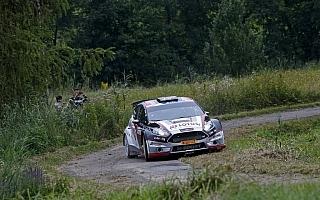 ERCジェシェフ・レグ2:選手権リーダーのカエタノビッチ、母国戦で今季初優勝