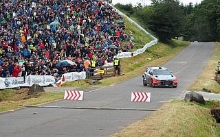 イヌスケのホゲホゲ日記番外編:WRCドイツから現地写真が届きました