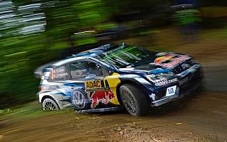 WRC第9戦ドイツ:オジエが逃げ切り、第2戦以来の今季3勝目