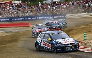 世界RXフランス:クリストファーソンが優勝、ローブがポディウム