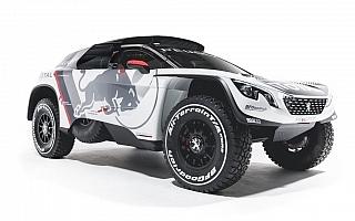 プジョー、3008 DKRの新型モデルを発表