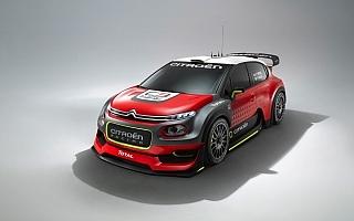 シトロエン、C3 WRCコンセプトを公開