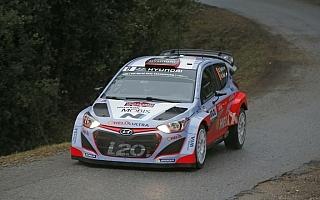 ヒュンダイ、WRCコルシカで初のポディウムフィニッシュを目指す