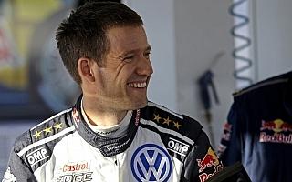 WRCフランス:プレ会見「実際は1万もないらしい」