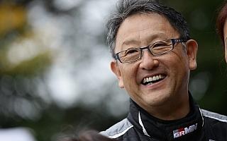 "TGRラリーチャレンジ新城:特別戦に""モリゾウ""含め48台がエントリー"