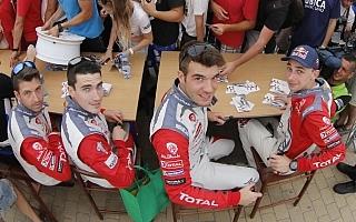 シトロエン、WRC再開のドライバー布陣はミーク、ブリーン、ルフェーブル