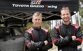 TOYOTA GAZOO Racing、ユホ・ハンニネンを2017年WRCドライバーに決定!