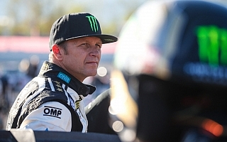世界RXラトビア:ソルベルグがQ2失格、タイトル3連覇に深刻な黄信号