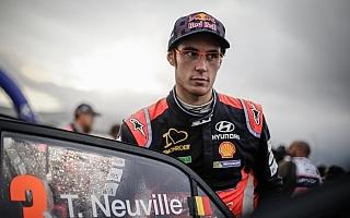 WRCフランス:デイ2コメント「アンドレアスとは僅差」