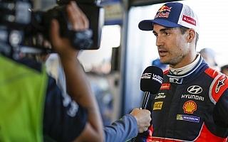 WRCスペイン:デイ1コメント「首位を守り切りたい」