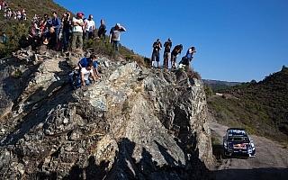 WRCフランス:オジエが今季4勝目。王座に向け前進