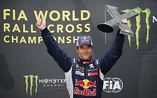 世界RXラトビア:ローブが初優勝、ソルベルグは選手権3位に後退