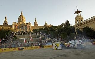 WRCスペイン事前情報:シーズン唯一 グラベルと舗装のミックスラリー