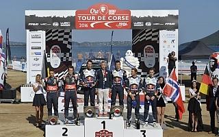 WRCフランス・ポスト会見「スペインでも勝ちを狙う」
