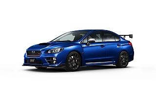 STI、特別仕様車「WRX S4 tS」を期間限定で販売開始