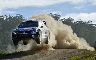 WRCオーストラリア:シェイクダウンはVW勢が1−2もオジエは砂利掃きに懸念