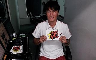 谷口信輝、東京バーチャルサーキットでマンツーマンのドライビングレッスン開催