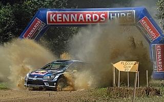 WRCオーストラリア:ミケルセン優勝、フォルクスワーゲンは通算43勝目