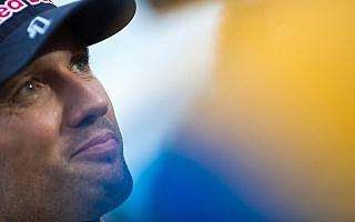 オジエ、チームのWRC撤退発表後に意味深メッセージ