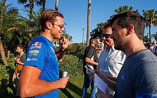 WRCオーストラリア:プレ会見「まずはセブ、そして何が残るか、だ」