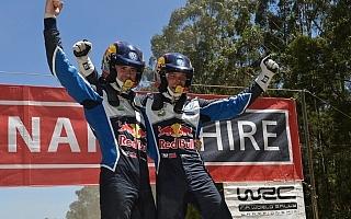 WRCオーストラリア・ポスト会見「オンボードで最後の1kmを見て」