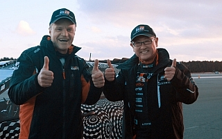WRC復帰の日を迎えるトヨタ、豊田章男チーム総代表がメッセージを発信