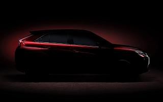 三菱自動車、2017年ジュネーブ国際モーターショーで新型コンパクトSUVを世界初公開