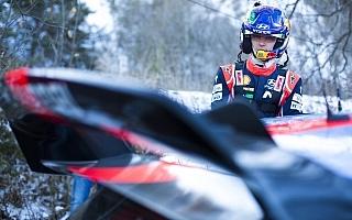 WRCモンテカルロ:デイ2コメント「ノートはアイス・スノー重視にするべきだった」