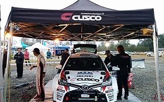 キャロッセ、Rally of TSUMAGOIにヴィッツ4WDなどをエントリー