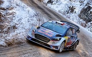 【速報】WRCモンテカルロ:4年連続でオジエがモンテカルロ制覇。トヨタのラトバラは2位