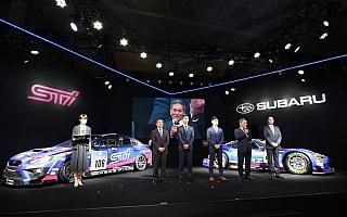 スバル、2017年ニュル24時間レースとSUPER GT参戦体制を発表
