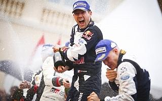 WRCモンテカルロ:デイ4コメント「自信を阻むものは何もない」