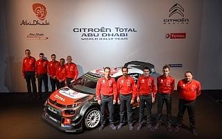 シトロエン、開幕戦のC3 WRCはミークとルフェーブルの2台のみ