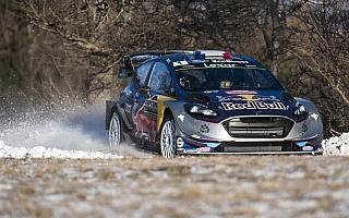 WRCモンテカルロ:シェイクダウンはオジエが貫禄のトップタイム