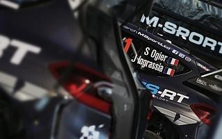 Mスポーツ、2017年をカーナンバー1のフィエスタWRCで臨む