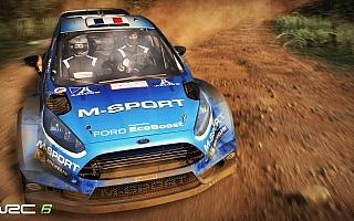WRC公式ラリーゲーム「WRC6」のウェブサイト公開