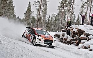 フィンランドラリー選手権開幕戦、勝田貴元・新井大輝・足立さやかは揃って完走