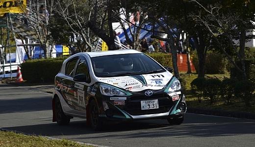 TOYOTA GAZOO Racing Rally Challenge 新城ラウンド