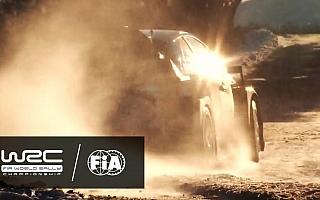 WRCモンテカルロ、シェイクダウン動画
