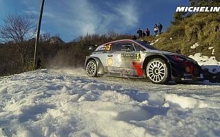 WRCモンテカルロ:デイ3動画まとめ