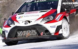 WRCモンテカルロ、デイ1&デイ2動画まとめ