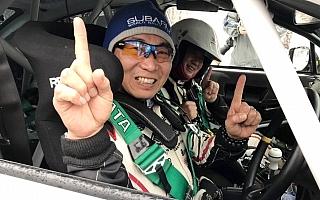 ラリーオブ嬬恋【JRC速報】勝田範彦がトップでフィニッシュ