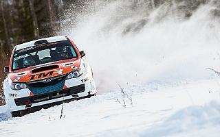 フィンランド選手権バークナ:総合4位完走の足立さやか「一歩一歩成長していきたい」