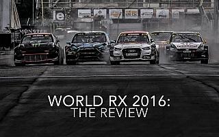 世界ラリークロス選手権2016年シーズンレビュー動画