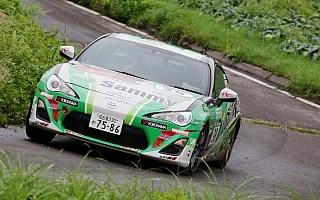 サミー、全日本ラリー選手権と86/BRZレースに参戦
